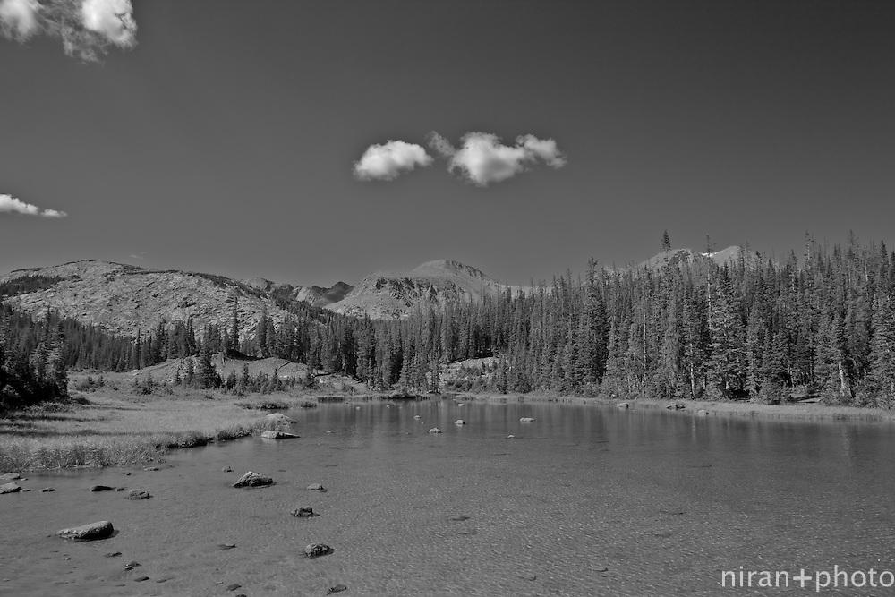 Rawah Wilderness, Roosevelt National Forest, Colorado