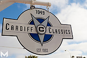 8/15/2019 - Cars from Cardiff Classics were prominently displayed during Encinitas Classic Car Cruise Night.