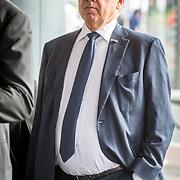 NLD/Amsterdam/20171014 - Besloten erdenkingsdienst overleden burgemeester Eberhard van der Laan, Benno Leeser