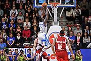 DESCRIZIONE : Campionato 2014/15 Dinamo Banco di Sardegna Sassari - Openjobmetis Varese<br /> GIOCATORE : Rakim Sanders<br /> CATEGORIA : Schiacciata Controcampo<br /> SQUADRA : Dinamo Banco di Sardegna Sassari<br /> EVENTO : LegaBasket Serie A Beko 2014/2015<br /> GARA : Dinamo Banco di Sardegna Sassari - Openjobmetis Varese<br /> DATA : 19/04/2015<br /> SPORT : Pallacanestro <br /> AUTORE : Agenzia Ciamillo-Castoria/L.Canu<br /> Predefinita :