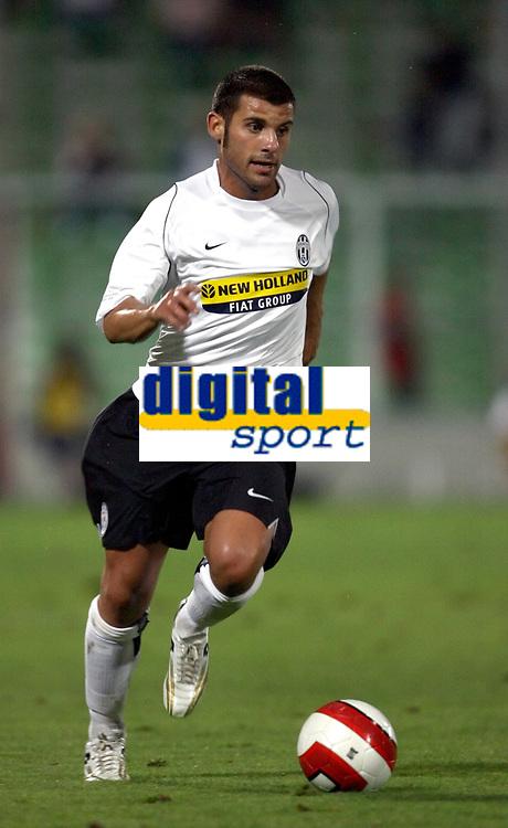 Fotball<br /> Italia<br /> Foto: Inside/Digitalsport<br /> NORWAY ONLY<br /> <br /> Antonio Nocerino (Juventus)<br /> <br /> Friendly match<br /> 11 Aug 2007 <br /> Juventus v Roma (5-2)