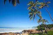 Lualualei Beach Park, Leeward Coast, Oahu, Hawaii