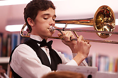 12/17/19 BHS Jazz Band Christmas Concert