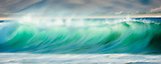 Wave abstracts from Los Cerritos, Baja Sur, Mexico.