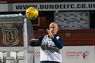 06/10/2020: Dundee FC train at Kilmac Stadium after their Betfred Cup match against Forfar Athletic was postponed due to a positive COVID test result for one of the Forfar players: Charlie Adam of Dundee  <br /> <br /> <br />  :©David Young: davidyoungphoto@gmail.com: www.davidyoungphoto.co.uk