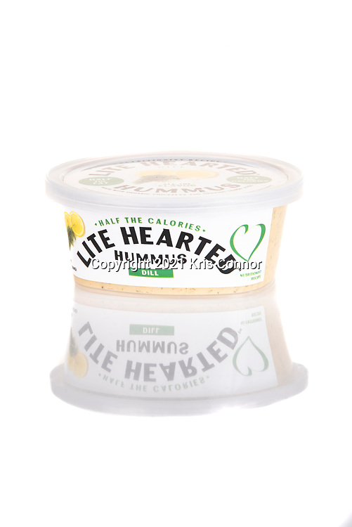 Lite Hearted Food's products photographed at the Tell Your Story Visually with Great Product Photography sponsored by the Long Island Food Council at Hotel Indigo East End in Riverhead, NY on May 24, 2021. Photo by Kris Connor