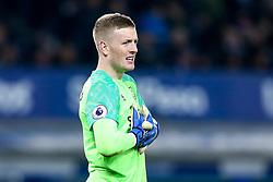 Jordan Pickford of Everton - Mandatory by-line: Robbie Stephenson/JMP - 23/12/2018 - FOOTBALL - Goodison Park - Liverpool, England - Everton v Tottenham Hotspur - Premier League