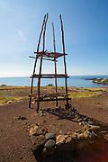 Puʻukoholā Heiau National Historic Site, Kohala Coast, Big Island of Hawaii