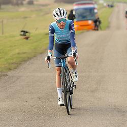 11-03-2021: Wielrennen: Healthy Ageing Tour: Lauwersoog. <br />Trixi Worrack