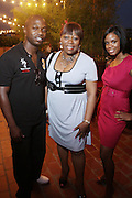 19 July 2010-New York, NY- l to r: Chauncy Chester, Sybil Chester and Ama Gordon at The Belle Affair powered by Belevedre Grapefruit Vodka  and hosted by Emil Welbekin to celebrate the birthday of Dating Expert Demetria Lucas, who is highly regarded and followed by millions of readers and high profile peers through her wildly popular dating and relationships blog, held at the Shelbourne Hotel Rooftop on July 19, 2010 in New York City.