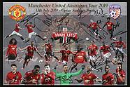 Manchester United Commemorative Print 2019