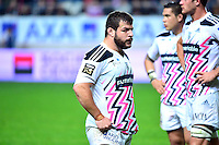 Rabah SLIMANI - 24.04.2015 - Stade Francais / Stade Toulousain - 23eme journee de Top 14<br />
