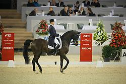 Devroe Jeroen (BEL) - Apollo vh Vijverhof<br /> CDI-W Mechelen 2008<br /> Photo © Dirk Caremans