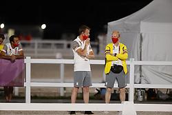 Desmedt Jef, BEL, Meier Kai-Steffen, GER<br /> Olympic Games Tokyo 2021<br /> © Hippo Foto - Stefan Lafrentz<br /> 30/07/2021