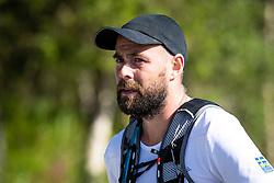 August 7, 2018 - VLDalen, SVERIGE - 180807 Rikard Grip under en presstrÅff den 7 Augusti 2018 i VÅ'lÅ'dalen  (Credit Image: © Johan Axelsson/Bildbyran via ZUMA Press)