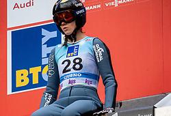 Nita Englund of USA during Day 3 of World Cup Ski Jumping Ladies Ljubno 2019, on February 10, 2019 in Ljubno ob Savinji, Slovenia. Photo by Matic Ritonja / Sportida