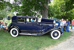 06 August 2016:  1931 Pierce Arrow Club Sedan 43<br /> Owners: Reggie & Janet Hankins<br /> <br /> Displayed at the McLean County Antique Automobile Association Car show at David Davis Mansion in Bloomington Illinois