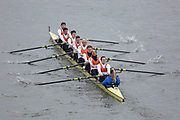 Crew: 5   Aviron Toulousain (FR)   MasB.8+<br /> <br /> Veterans' Head of the River Race 2018<br /> <br /> To purchase this photo, or to see pricing information for Prints and Downloads, click the blue 'Add to Cart' button at the top-right of the page.