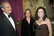 ROBERT FITZGERALD JKENNEDY AND KATHLEEN KENNEDY, Crillon Debutante Ball 2007,  Crillon Hotel Paris. 24 November 2007. -DO NOT ARCHIVE-© Copyright Photograph by Dafydd Jones. 248 Clapham Rd. London SW9 0PZ. Tel 0207 820 0771. www.dafjones.com.
