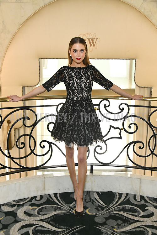 BEVERLY HILLS, CALIFORNIA - MAY 31: Anne Winters at Step Up Inspiration Awards at the Beverly Wilshire Four Seasons Hotel on May 31, 2019 in Beverly Hills, California. (Photo by Araya Diaz)