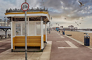 By The Sea - Southampton- photo art pictures of the seafront and pier n nwinter by Paul Williams. 2008