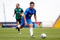 James Jennings. Stockport County FC 0-1 Rochdale FC. Pre Season Friendly. 22.8.20