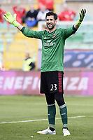 Diego Lopez Milan <br /> Palermo 04-04-2015 Stadio Renzo Barbera Football Calcio Serie A 2014/2015 Palermo - Milan foto Daniele Buffa / Image Sport / Insidefoto