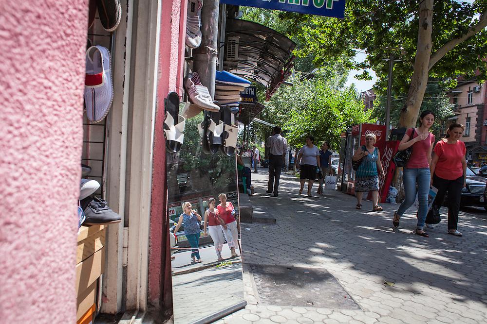 Tigran Mets Avenue        Yerevan, Armenia 2014.