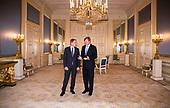 Koning ontvangt voorzitter Duitse Bondsraad