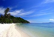 the beach at Koh Phangan Thailand