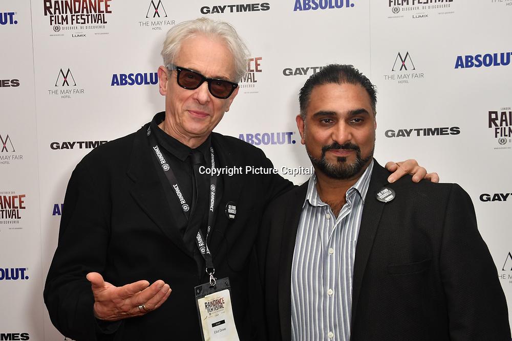 Raindance Film Festival Gay Times Gala screening - George Michael: Freedom (The Director's Cut) London, UK. 4th October 2018.