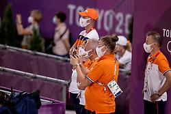 Team Netherlands, Minderhoud Hans Peter<br /> Olympic Games Tokyo 2021<br /> © Hippo Foto - Dirk Caremans<br /> 28/07/2021