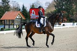 HAGEN a.T.W. - Horses and Dreams meets Japan Sports Edition 2021<br /> <br /> BREDOW-WERNDL Jessica von (GER), TSF Dalera BB<br /> CDI 4* Grand Prix<br /> Qualifikation für Grand Prix Special<br /> Preis des Gestütes Vorwerk<br /> <br /> Hagen a.T.W., Hof Kasselmann<br /> 23. April 2021<br /> © www.sportfotos-lafrentz.de/Stefan Lafrentz