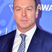 Chris Hoy  attends BBC1's National Lottery Awards 2019 at BBC Television Centre, 101 Wood Lane, on 15 October 2019, London, UK.