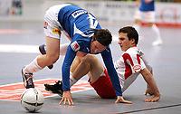 Fotball<br /> 04.01.2008<br /> Foto: Witters/Digitalsport<br /> NORWAY ONLY<br /> <br /> Kristian Haynes Trelleborg, Ardian Gashi<br /> Trelleborgs FF - Fredrikstad<br /> Fussball Schweinske Cup 2008