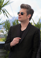 Benjamin Biolay at Room 212 (Chambre 212) film photo call at the 72nd Cannes Film Festival, Monday 20th May 2019, Cannes, France. Photo credit: Doreen Kennedy