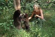 Lyndal's Lifeline program for Animal Planet