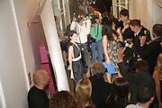 Sadie Frost, PETA's Humanitarian Awards, Stella McCartney, Bruton Street, London, W1. 28 June 2006. ONE TIME USE ONLY - DO NOT ARCHIVE  © Copyright Photograph by Dafydd Jones 66 Stockwell Park Rd. London SW9 0DA Tel 020 7733 0108 www.dafjones.com