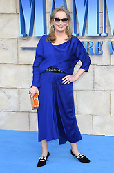 Meryl Streep attending the premiere of Mamma Mia! Here We Go Again held at the Eventim Hammersmith Apollo, London. Photo credit should read: Doug Peters/EMPICS