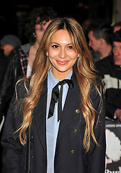 © under license to London News Pictures. 11/03/2011.  Zara Martin Attends the press night of The Hurly Burly Show at the Garrick Theatre London . Photo credit should read Alan Roxborough/LNP