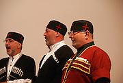 Georgia, Kutaisi Traditional Georgian singers