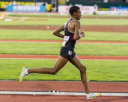 mens 5000 meters, Tsegaye Tuemay, Eritea