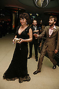 Helen McCrory and David Tennant, Royal Court Theatre 50th Anniversary Gala sponsored by Vanity Fair. Titanic. Brewer St. London. 26 April 2006. ONE TIME USE ONLY - DO NOT ARCHIVE  © Copyright Photograph by Dafydd Jones 66 Stockwell Park Rd. London SW9 0DA Tel 020 7733 0108 www.dafjones.com
