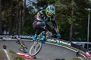 #215 (MCLEAN Joshua) AUS during round 3 of the 2017 UCI BMX  Supercross World Cup in Zolder, Belgium,