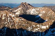 The Needles (from Golden Horn), Okanogan National Forest, Washington.