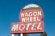 Wagon Wheel Motel, Wells, Nevada