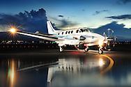 Aviation Kingair