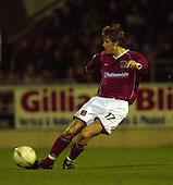 20031206 FA. Cup 2nd Round,  Northampton vs Weston