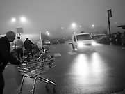 Ravensdale Shopping centre, Bexhill on Sea. East Sussex. 30 December 2016
