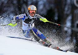 04.01.2013, Crveni Spust, Zagreb, AUT, FIS Ski Alpin Weltcup, Slalom, Damen, 1. Lauf, im Bild Maria Pietilae-Holmner (SWE) // Maria Pietilae-Holmner of Sweden in action during 1st Run of the ladies Slalom of the FIS ski alpine world cup at Crveni Spust course in Zagreb, Croatia on 2013/01/04. EXPA Pictures © 2013, PhotoCredit: EXPA/ Pixsell/ Jurica Galoic..***** ATTENTION - for AUT, SLO, SUI, ITA, FRA only *****